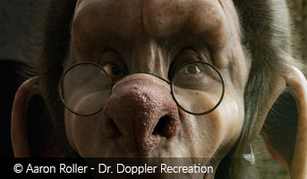 Aaron Roller Dr. Doppler Recreation